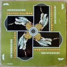 GEORGE GUZMAN LP Introducing BOOGALOO Con Soul ARGENTINA Ed. 1968 FANIA