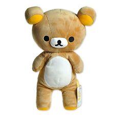 "San-X Rilakkuma Plush w/ Secret Pocket Doll Toy-16"""