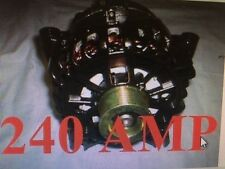 NEW FORD Mustang GT 240 High AMP Alternator 2005 2006 2007  2008 4.6L Generator