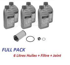 5L HUILE DE BOITE AUTO + FILTRE + JOINT VW EOS (1F7, 1F8) 2.0 TDI 136ch
