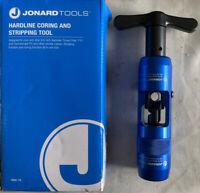 """JONARD TOOLS Cable Stripper,Coaxial,8"""" L,3/4"""" Cap HSC-75"""