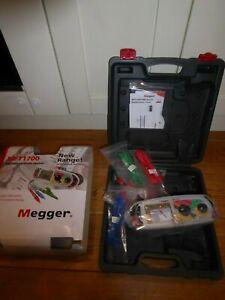 Megger MFT1721 18th Edition Multifunction Installation Tester