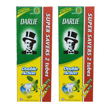 Darlie Double Action Toothpaste 225G X 4 Tubes, [FAST SHIPPING]