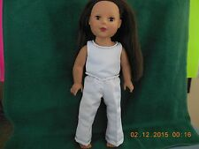 "18"" DOLL CLOTHES (fits American Dol)"