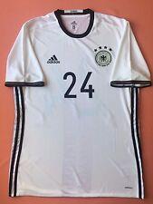 5+/5 Germany Soccer Jersey adidas Adizero Men's Authentic Home 2016 AI5015