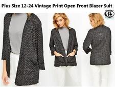 Hippie Plus Size Coats & Jackets for Women