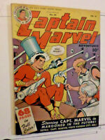CAPTAIN MARVEL ADVENTURES #54 NICE SPECIAL OVERSIZED ISSUE