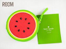 NWT Kate Spade make a splash watermelon coin purse wallet