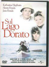 Dvd Sul lago dorado con Katharine Hepburn 1981 Usado raro