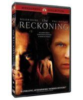The Reckoning (DVD, 2004) Willem Dafoe  WORLDWIDE SHIP AVAIL!