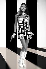 "Diana Rigg The Avengers 10"" x 8"" Photograph no 103"