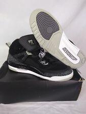 watch 02939 8d609 Nike Jordan Spizike Mens 315371-004 Cool Grey Black Basketball Shoes Size 12