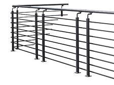 Système garde-corps / garde-corps de balcon Vario I - Kit long de 1,5 mètres