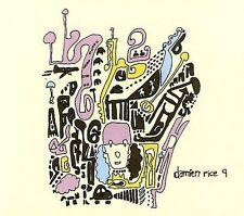 DAMIEN RICE - 9 CD ( 2006, Progressive Folk )