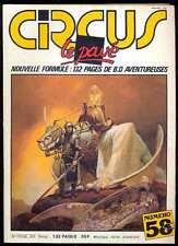 Circus n°58 de février 1983