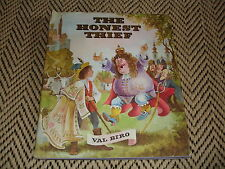 The Honest Thief - Rare Vintage Children's Book 1972  Val Biro