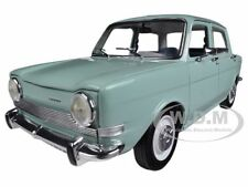 1974 SIMCA 1000 LS ARCTIC BLUE 1/18 DIECAST CAR MODEL BY NOREV 185712