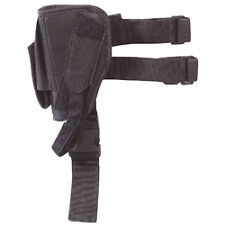 Black Tactical Leg Holster Military Airsoft SAS Army Security