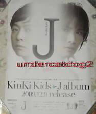 Kinki Kids J Album Japan Promo Poster