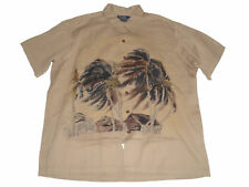 Polo Ralph Lauren Key West Hawaiian Camp Boat Shirt XL