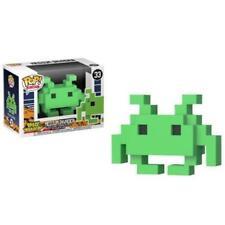 """Space Invaders Medium Invader 8-BIT 3.75"""" POP Vinyl Figure FUNKO 33 Vendeur Britannique"""