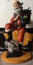 Harley-Davidson 1996 Christmas Santa figurine Something for Everyone 99943-97Z