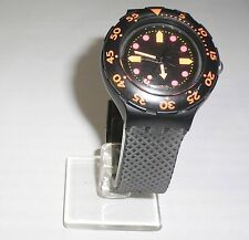 VINTAGE 90s ORIGINAL Classic SWATCH Watch Scuba Barrier Reef VERY RARE/ NICE!!!!