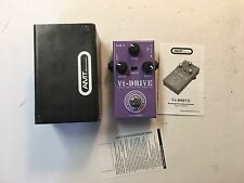 AMT Electronics VtE-1 Vt-Drive JFet Overdrive FX Series Rare Guitar Effect Pedal