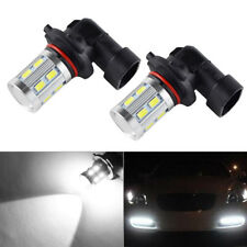 For Jeep Compass 2007 2008 2009 9145 9140 H10 LED Driving Fog Light White Bulbs