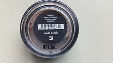 Bare Minerals Nude Beach Eyecolor Eyeshadow Genuine 0.57g Full Size New