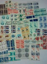 Special 200 Assorted Mixed, Multiples & Singles of 5¢ US PS Stamps. FV: $10.00