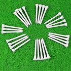 20/50/100 pcs White Plastic Golf tees 69 / 70mm long (2 3/4