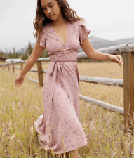 Christy Dawn Autumn Dress in Rose Floral Small NWT Sold Out