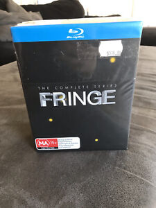 The Fringe Dvd Complete Series