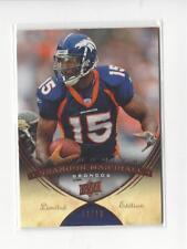 2008 Upper Deck Premier #14 Brandon Marshall Broncos /99