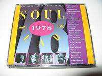Soul Years 1978 -2 cd set 28 tracks 1989 excellent condition