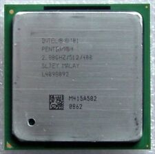 Pentium 4 P4 2.8 2.8Ghz 512 FSB 400 Socket 478 CPU SL7ey