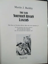 THE N.S.W. NORTHERN RIVERS LANCERS - Story Northern Rivers Light Horse Book