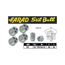 Bolzen Diebstahlschutz Stil Bull Hyundai i20 Code H1 Alufelgen/Stahl