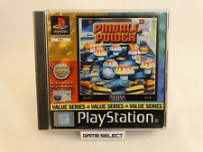 PINBALL POWER SONY PLAYSTATION 1 2 3 ONE PS1 PS2 PS3 PSX PAL ITALIANO COMPLETO