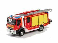 Eligor Renault D16 FPT SR Gimaex SDSI 16 Echelle 1:43 Camion Pompier Miniature