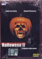 DVD FILM HORROR CULT SLASHER MOVIE,HALLOWEEN 2 SIGNORE DELLA MORTE MICHAEL MYERS