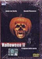 DVD FILM HORROR CULT SLASHER MOVIE,HALLOWEEN 2 SIGNORE DELLA MORTE MICHAEL MYERS
