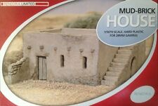 MUD-BRICK HOUSE - PERRY MINIATURES - RENEDRA - 28MM - ACW