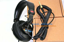 DJ Headphone Cable Cord Line For Sony MDR V 900 7509 600 MDR7509 MDR V900 V600