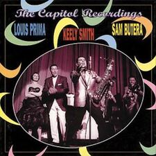 The Capitol Recordings [Box] by Louis Prima (CD, Sep-1994, 8 Discs, Bear...