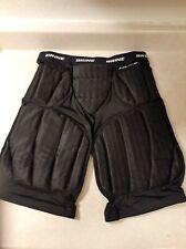 Brine Ventilator Lacrosse Goalie Black Pants (Size Large)