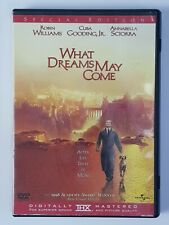 What Dreams May Come Special Edition (Dvd, 1998, Widescreen) Robin Williams