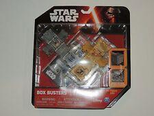 DISNEY STAR WARS BOX BUSTERS *TUSKEN RAIDER ATTACK & THE BATTLE OF YAVIN* NEW!