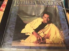 Luther Vandross - Give Me The Reason - CD